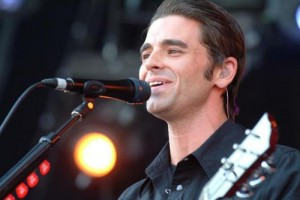 Dashboard Confessional's Chris Carrabba loves Big in China