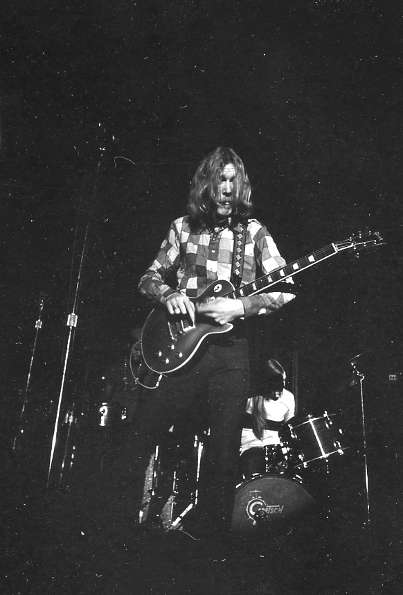 Duane Allman S Three Beloved Les Pauls Were Onstage Together For The First Time At The Allman Brothers Final Stand Alan Paul