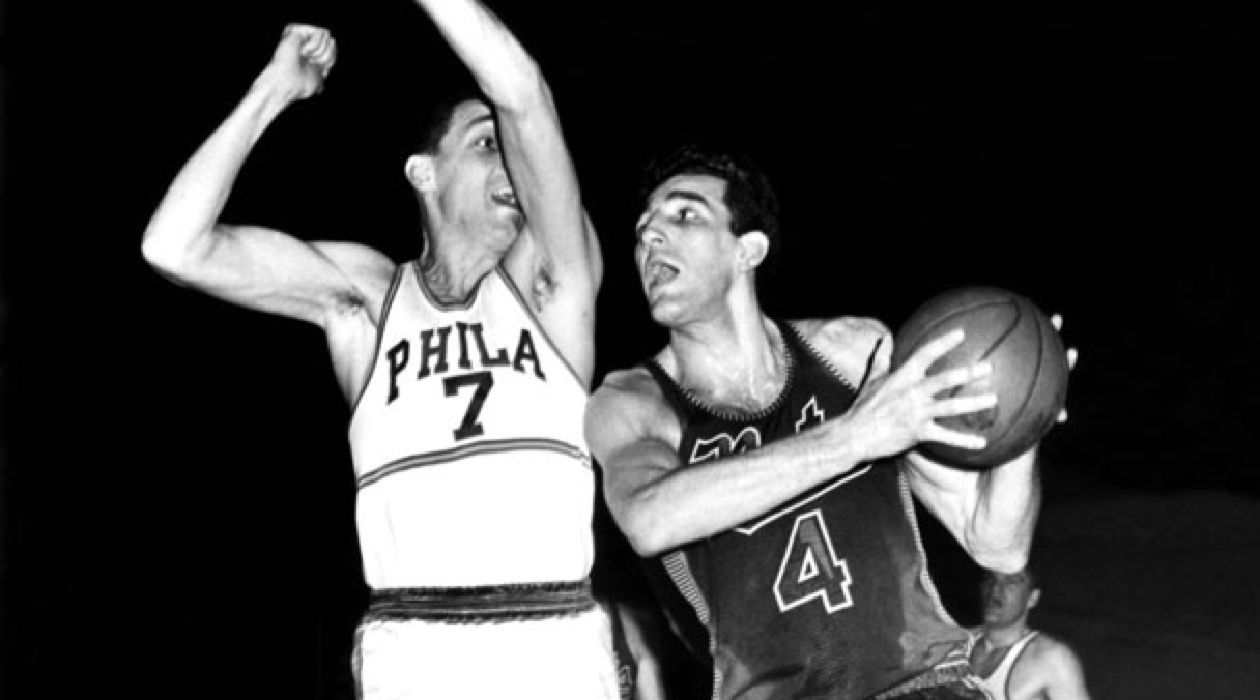 RIP Dolph Schayes – an interview with the big man – Alan Paul