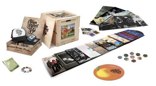 Nine Remastered Allman Brothers Albums To Be Released On